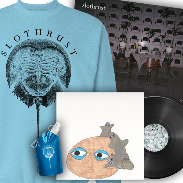 Everyone Else - Vinyl + Hoodie Bundle #2