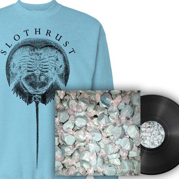Everyone Else - Vinyl + Hoodie