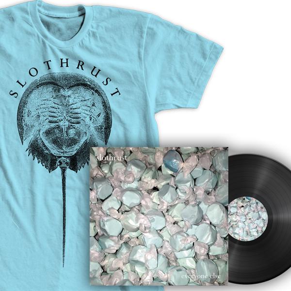 Everyone Else - Vinyl + T-shirt